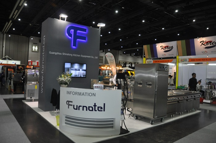 Furnotel at the Exhibition in Thailand 2017 5