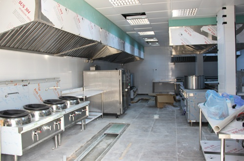 Rimavera Catering Central Kitchen Project
