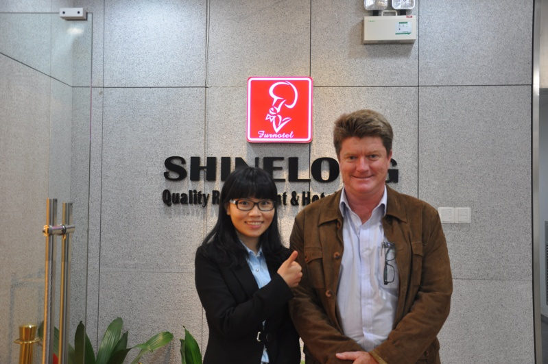 Conversation With Shinelong Vietnam Branch