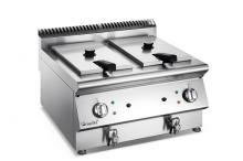X Series Electric 2-Tank 2-Basket Fryer