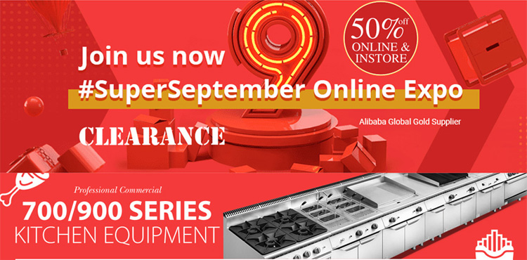 Join Us Now! Super September Online Expo